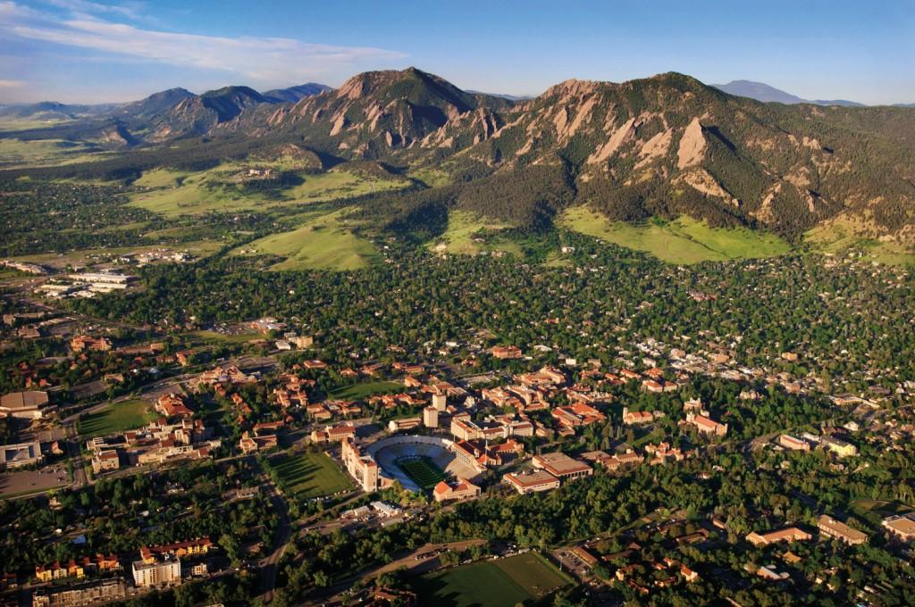 Geobase 25881 Cu Boulder Campus