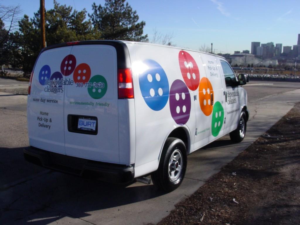 Geobase 25936 Dependable Van
