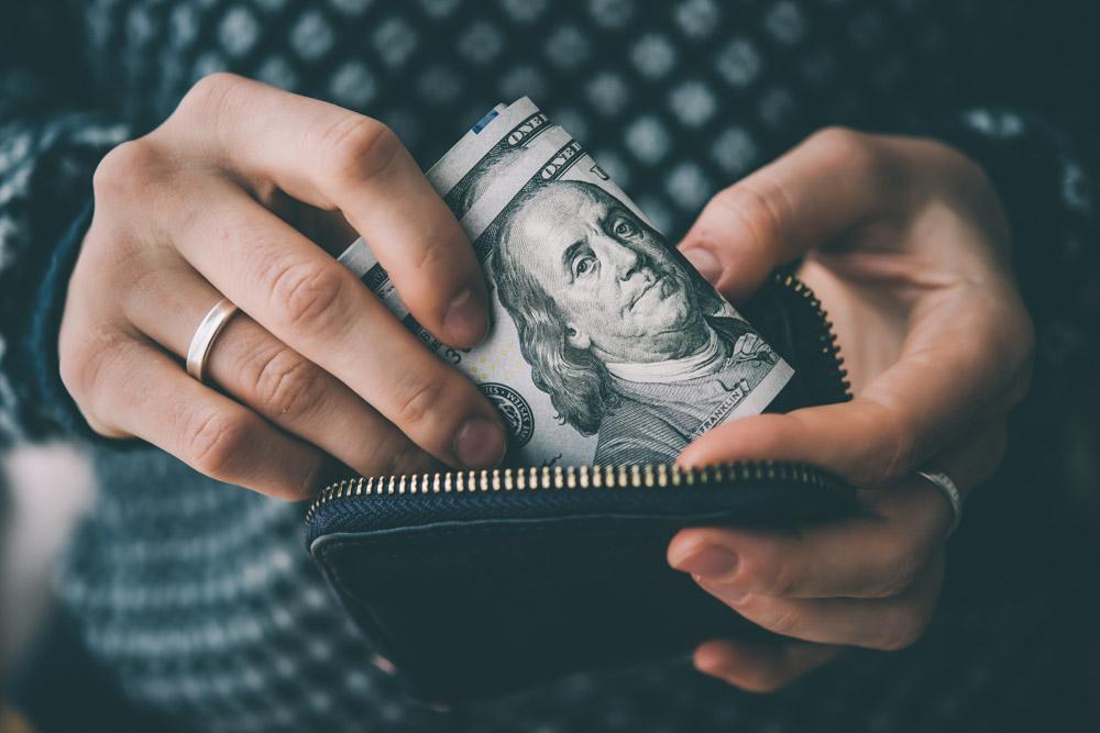 Money Banking Stock Image