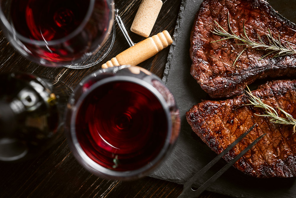 Restaurant Stock Image Steak House