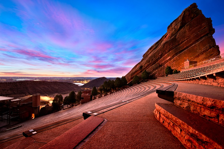 Best Attraction Front Range Red Rocks