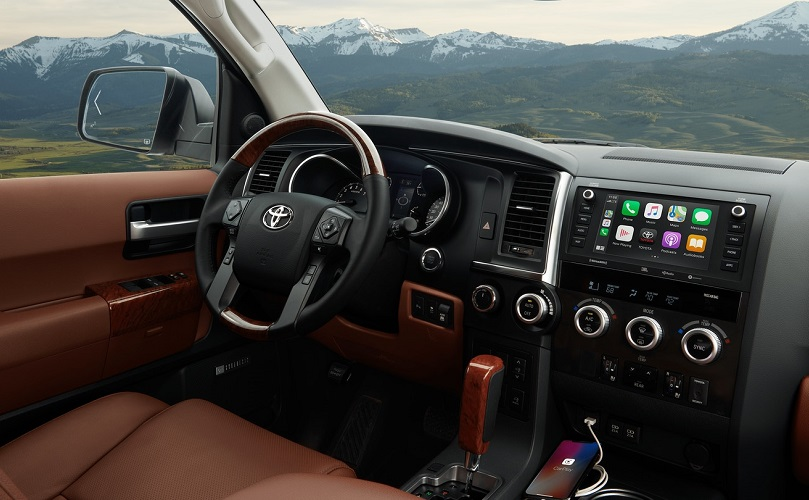 2020 Toyota Sequoia Int