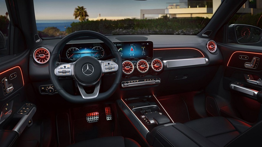 2020 Mercedes Glb 250 4matic Int