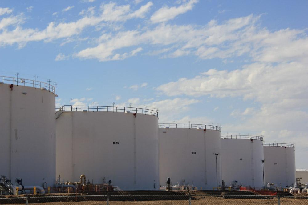 Energy Report Oil Tanks