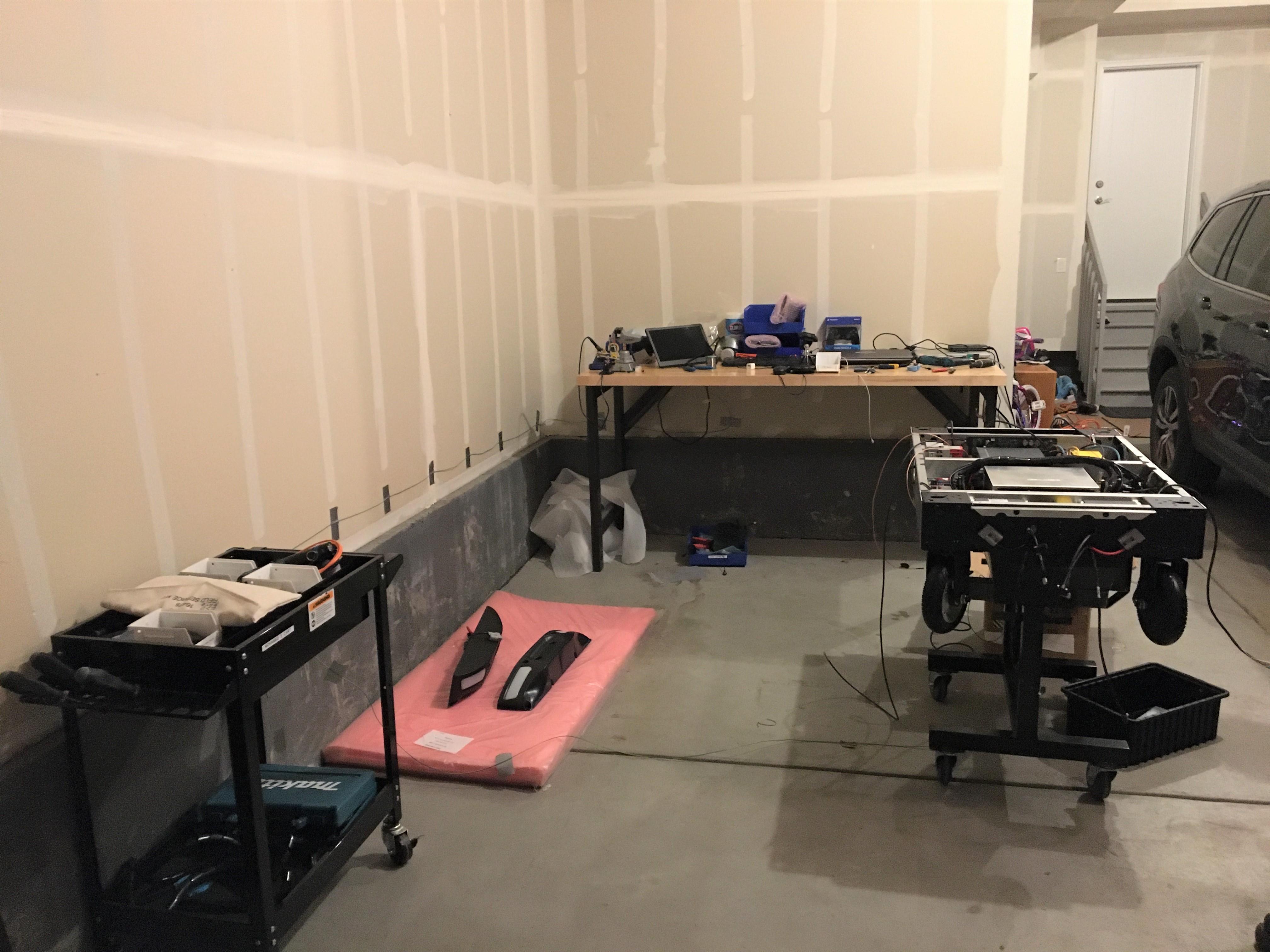 Canvas Cart In Mo's Garage In Boulder (1)