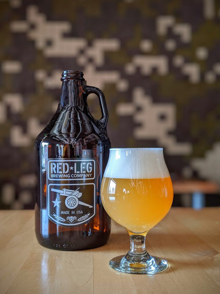 Cctw Red Leg Brewing
