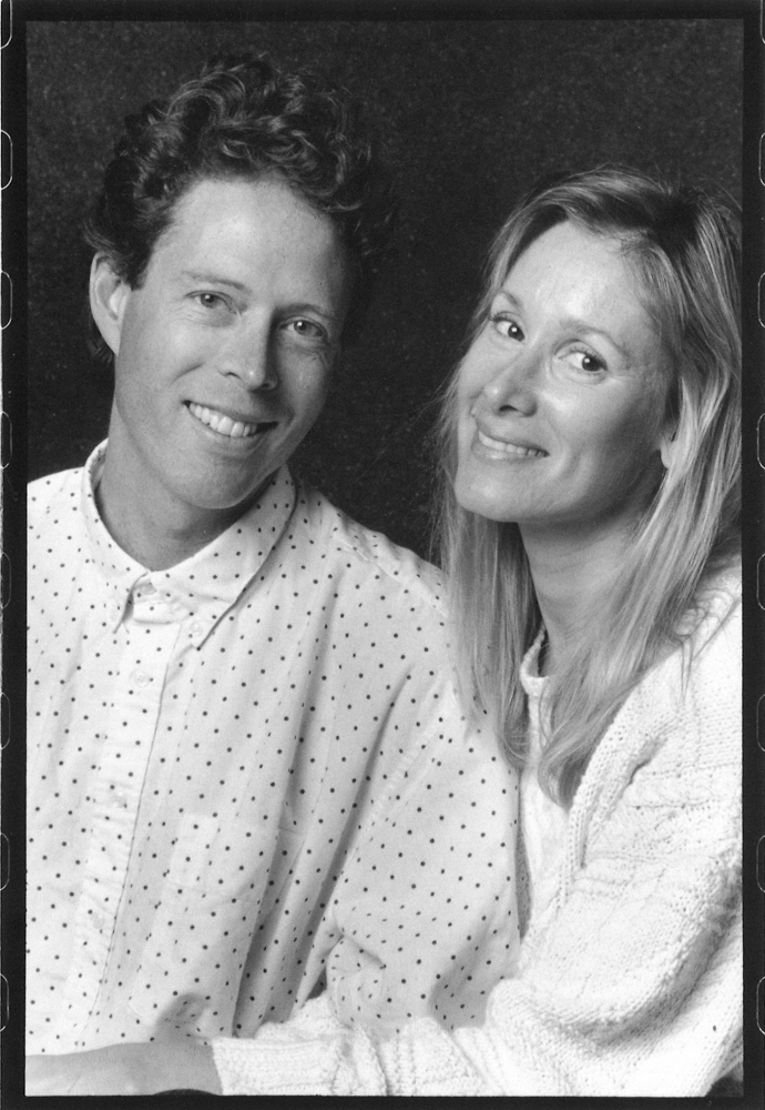 Sos Etown Nick And Helen Forster 1991 Credit Laura Lyon