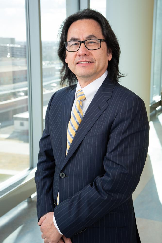 Entrepreneur Of Year Finalist Shi Long