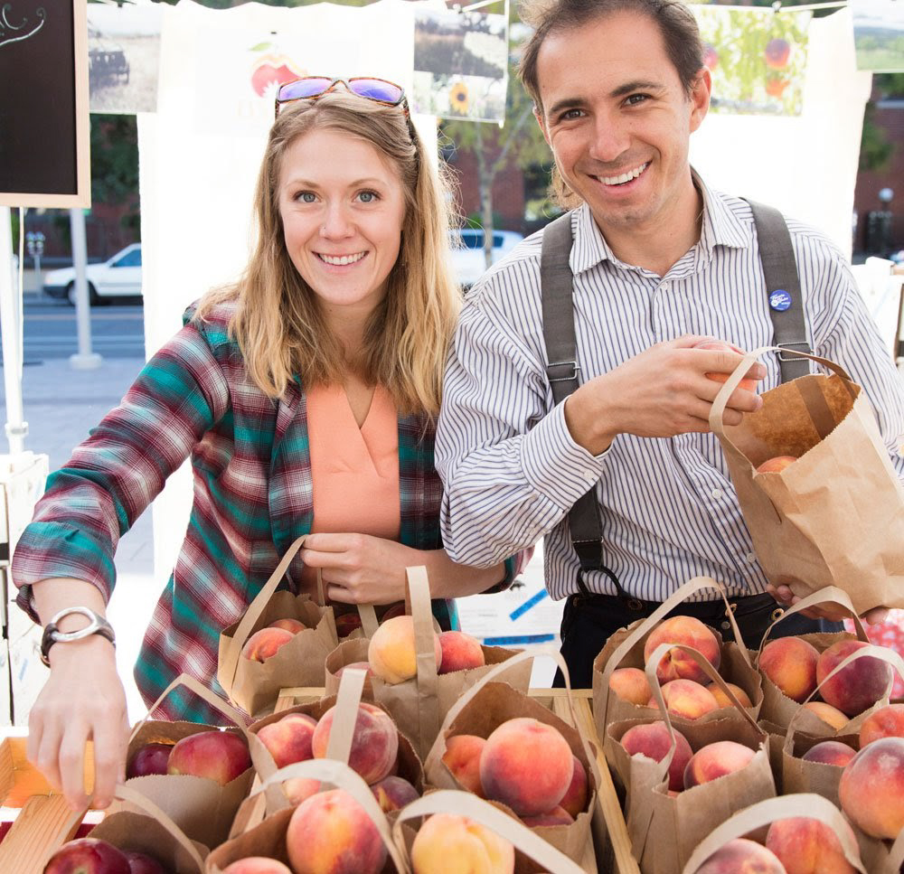 Ag Report Stacia And Harry Farmers Market
