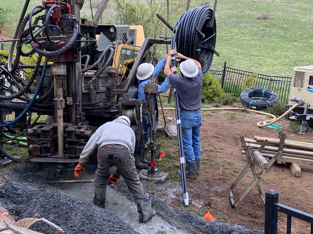 Top Co Geothermal Driling